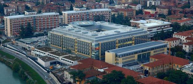 Ospedale di Borgo Trento a Verona