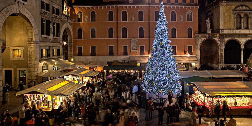Alloggi per mercatini di Natale a Verona