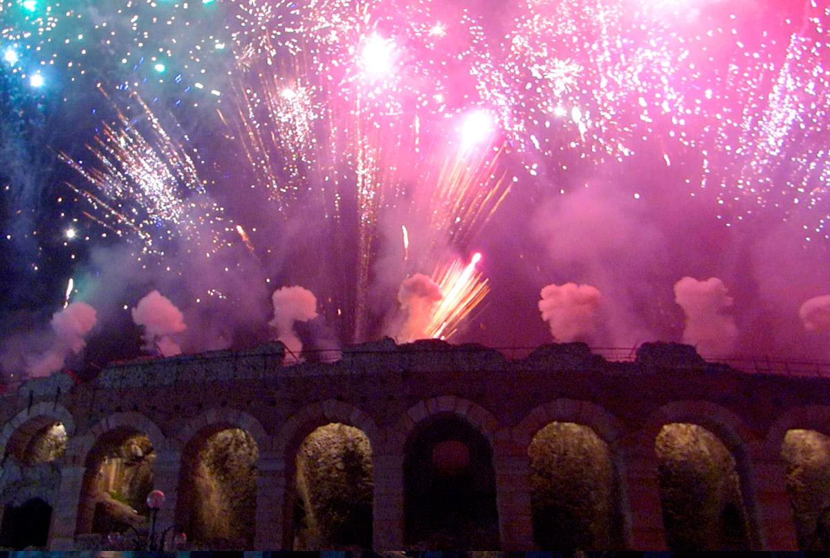 Dove alloggiare Capodanno a Verona