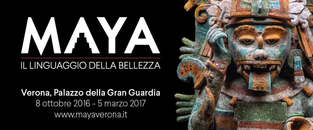 Esposizione Maya Verona