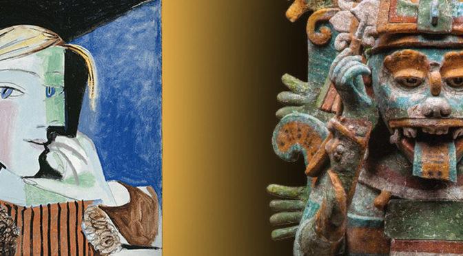 mostra picasso e maya verona