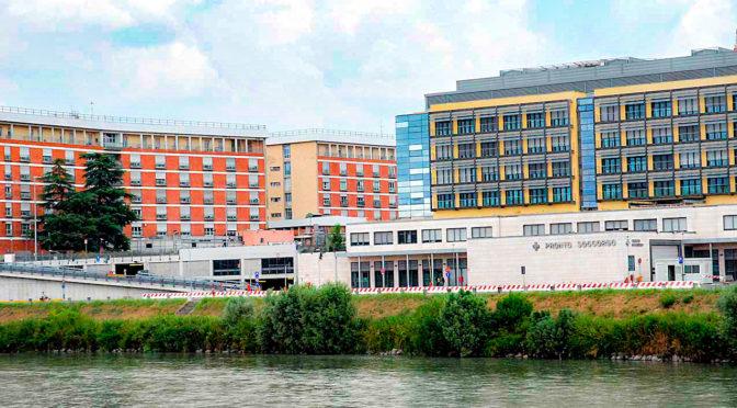 Alloggio vicino ospedale Borgo Trento di Verona - Polo Confortini