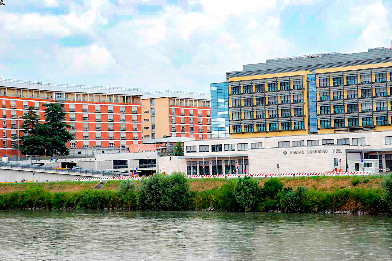 Alloggio vicino ospedale Borgo Trento di Verona - Polo ...
