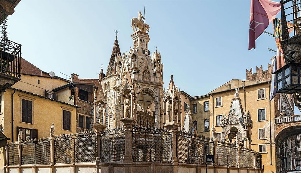 Arche Scaligere: il monumento funebre dei signori di Verona