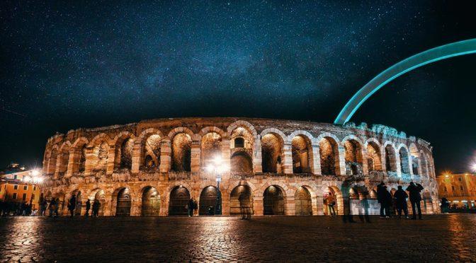 Arena di Verona: la prima tra la lista di cosa vedere a Verona